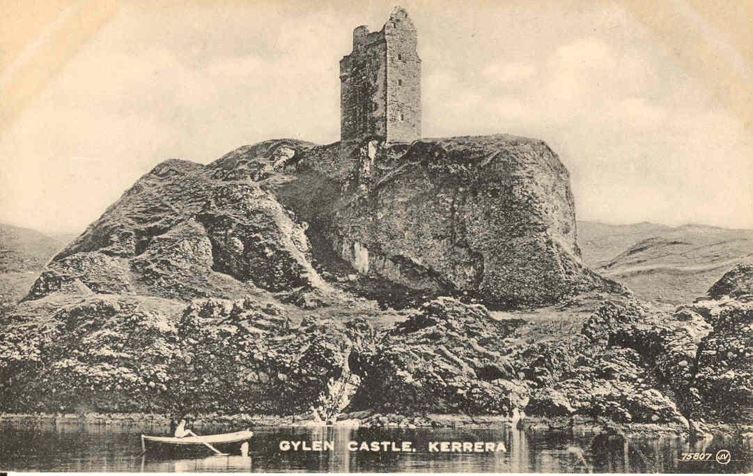 gylen castle is located - photo #33
