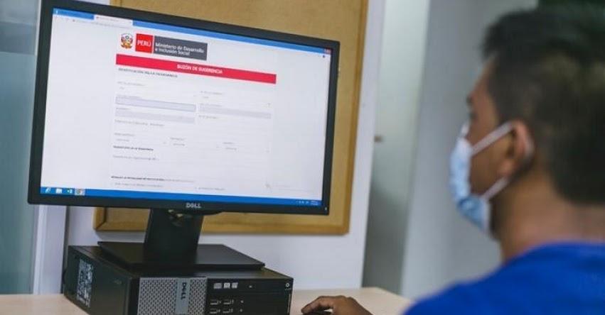 MIDIS lanza buzón de sugerencias virtual para mejorar los servicios a la ciudadanía