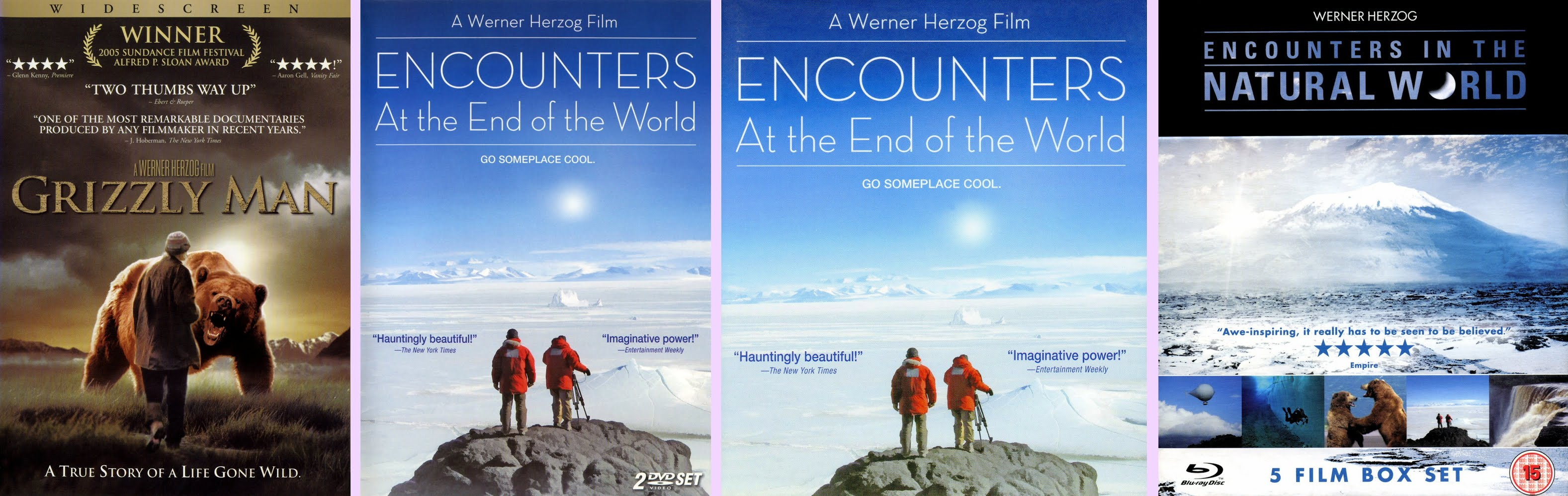 DVD Exotica: Werner Herzog's Encounters In the Natural World