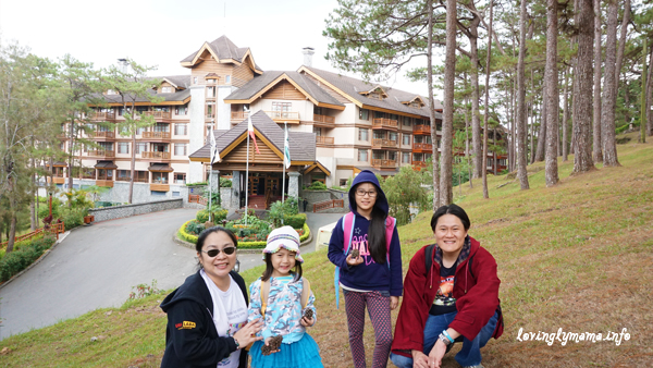 Baguio City - Camp John Hay
