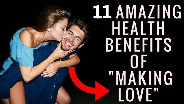 Top 11 Amazing Health Benefits of Making Love