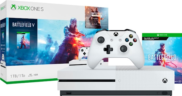 Xbox One S: Get the new Xbox One S with The Division 2