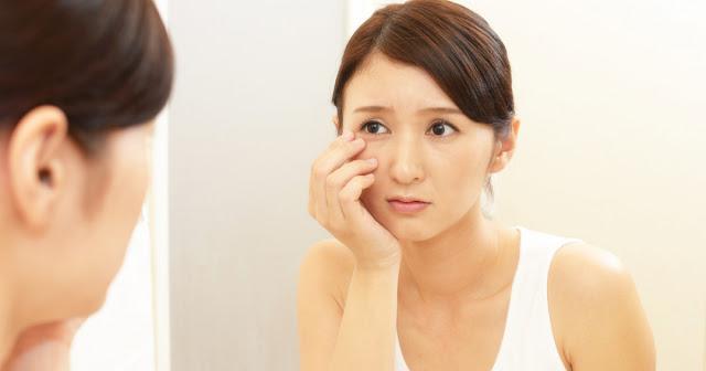 cara menghilangkan kerutan wajah