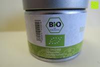 Siegel: Bio Matcha Tee von Teelirium | Silk Basic | Hochwertiges Matcha Tee Pulver aus Japan in Bio Qualität | 30g Aromaschutzdose | Ideal für Starter | Vegan | Vakuumverpackt | Beste Qualität von Teelirium (Matcha seit 2004)