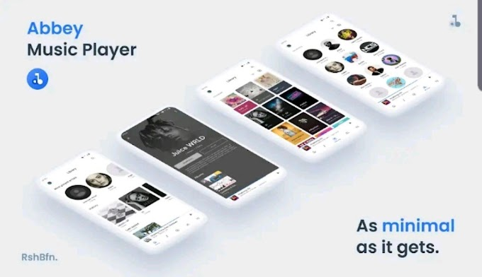 ABBEY MUSIC PLAYER V2.0 [PREMIUM] apk