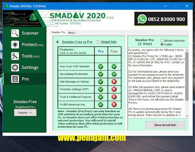 Update Smadav 2020 Rev. 13.9