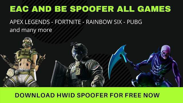 spoofer free download hwid