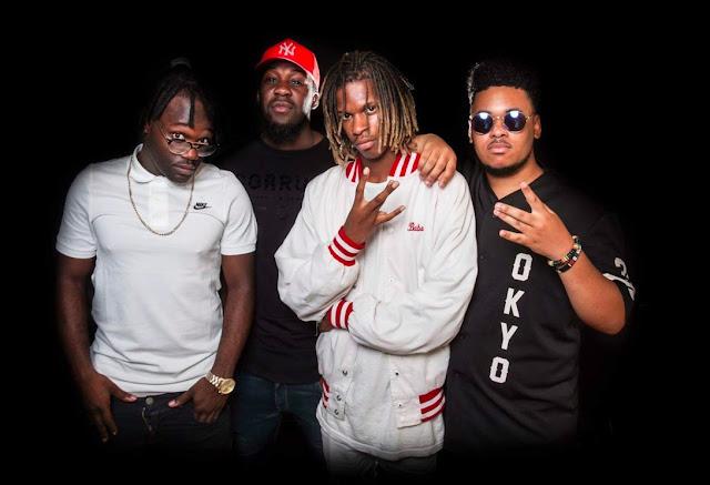 Wet Bed Gang são os mais novos membros da produtora LS & Republicano