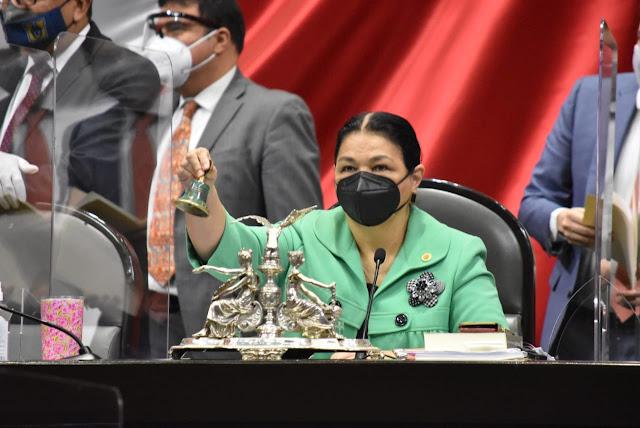 La Cámara de Diputados emitió declaratoria de aprobación a reforma constitucional relativa al Poder Judicial