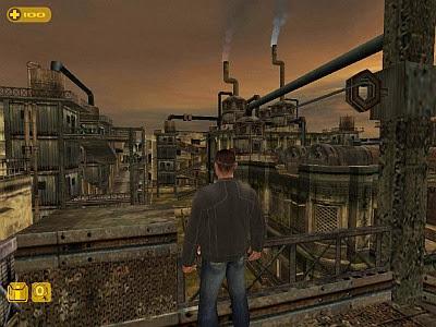 Screen Shot Of Ghajini The Game (2008) Full PC Game Free Download At worldfree4u.com
