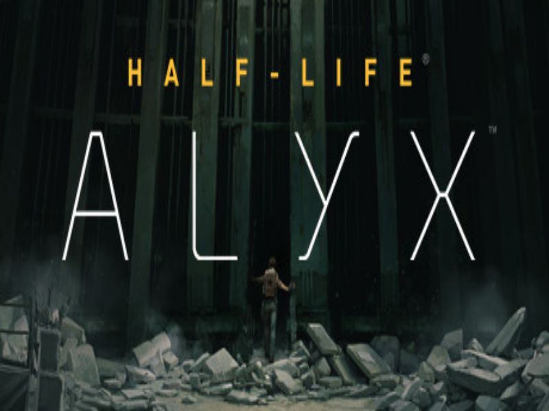 Download Half Life Alyx Game PC Free