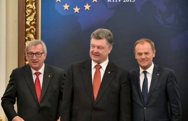 EU-Ukraine summit held