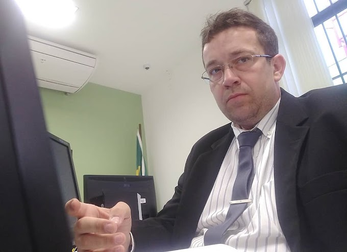 Nota de pesar pelo falecimento de Diego Brasil Serafim