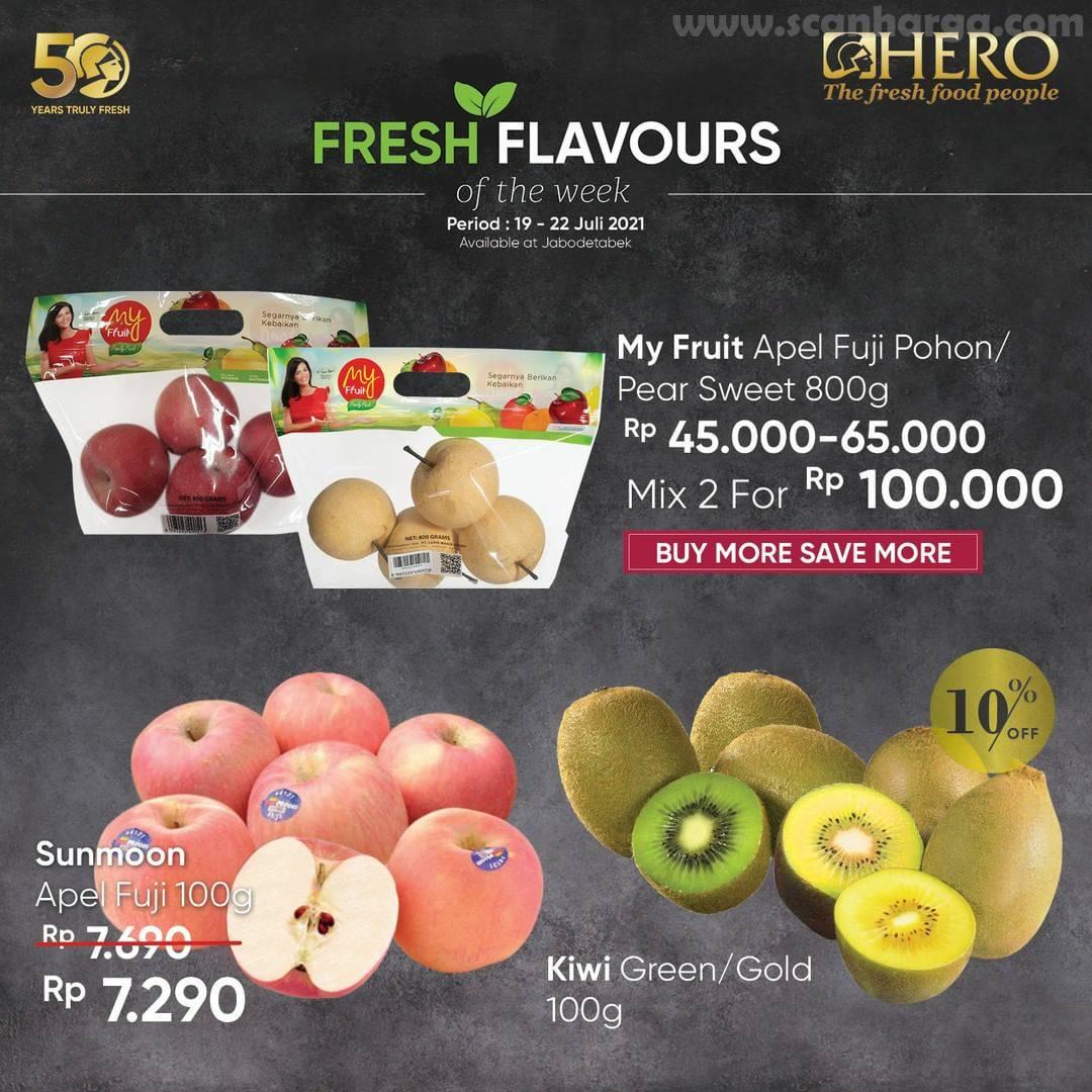 Katalog Promo HERO Supermarket Juli 2021