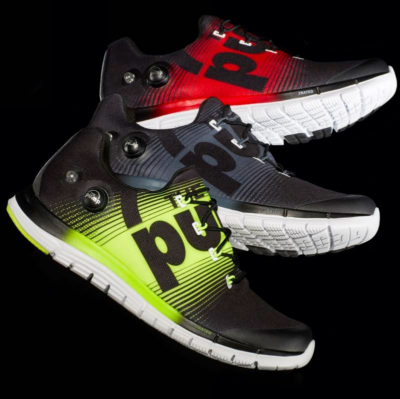 665073eb387298 Media Release  Reebok ZPump Fusion Revolutionize Running With New Custom  Fit Technology