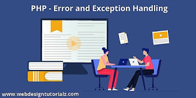 PHP - Error and Exception Handling
