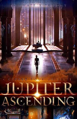 Poster pentru filmul Jupiter Acending - Fanmade