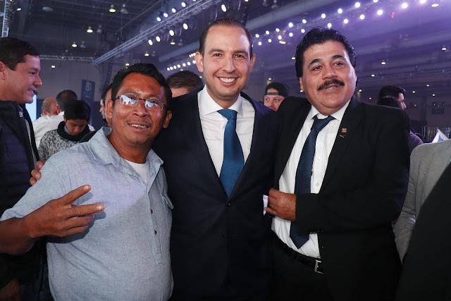 Denuncian al dirigente del PAN en Kanasín por abuso sexual contra una menor; está huido