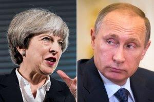 Operation Beluga: Un complot anglo-américain pour discréditer Poutine et déstabiliser la Fédération de Russie - Page 2 7792635053_theresa-may-et-vladimir-poutine-f47e3