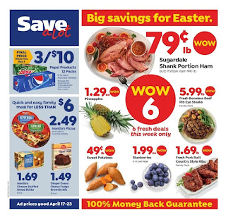⭐ Save a Lot Ad 4/24/19 ✅ Save a Lot Weekly Ad April 24 2019