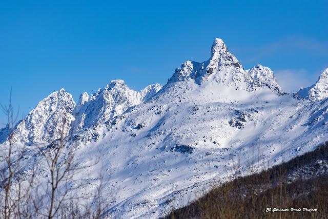 Ruta por la E8 - Tromso por El Guisante Verde Project