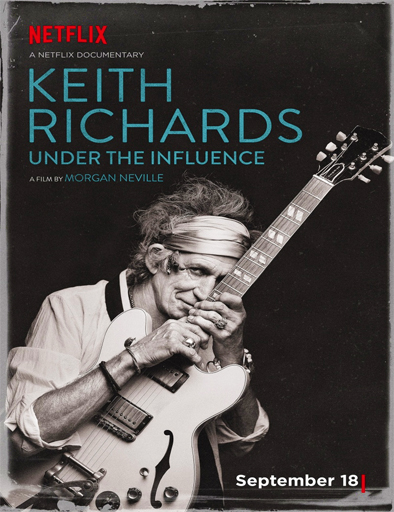 Ver Keith Richards: Under the Influence (2015) Online