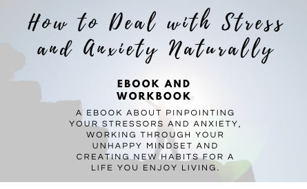 How to Deal with Stress and Anxiety eBook Bundle by Brianna Alston