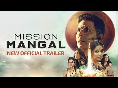 mission mangal first look