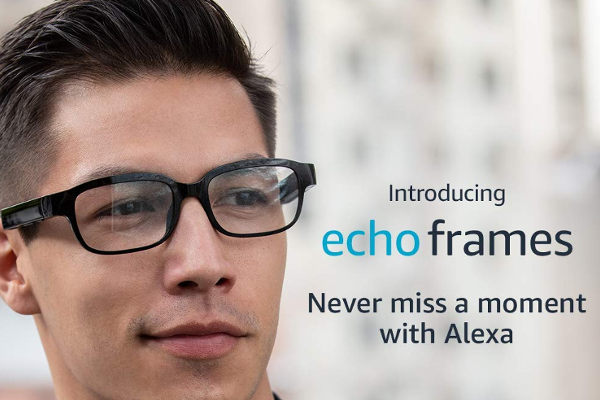 Amazon debuts Echo Frames eyeglasses