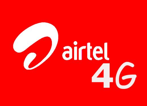 Airtel 4G 1GB Free Internet