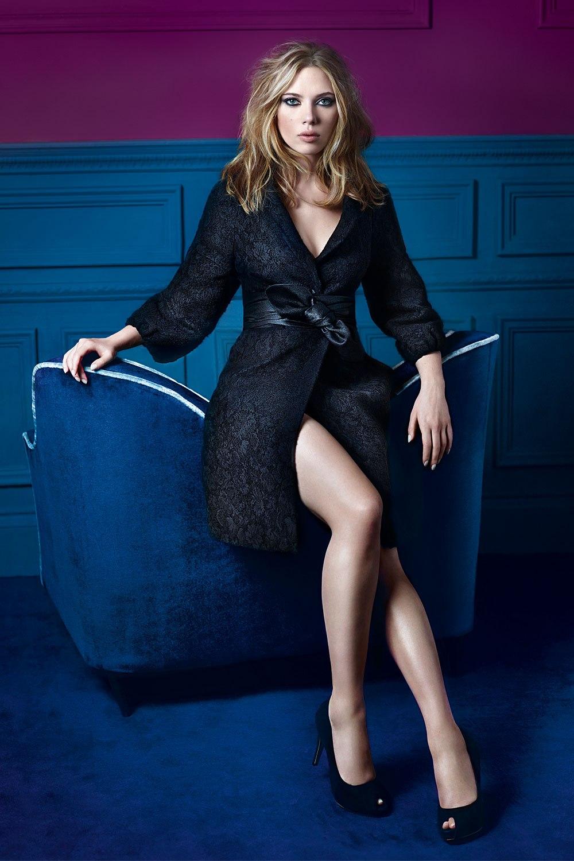 Mango Clothing Scarlett Johansson