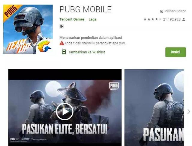 Game Gratis Android Paling Populer