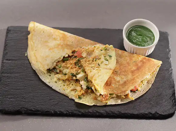 How to make delicious egg dosa recipe at home