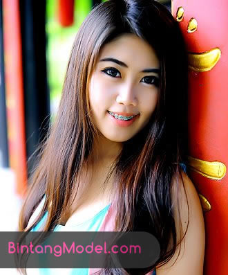 Model Siesta Nugraha di #Bandung Jawa Barat