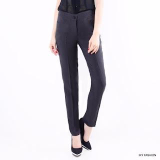 model Celana Slim Fit cewek kekinian