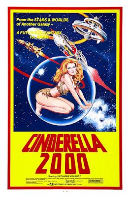 Poster for Al Adamson's CINDERELLA 2000!