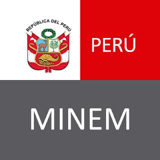 CONVOCATORIA MINISTERIO DE ENERGÍA Y MINAS(MINEM): 4