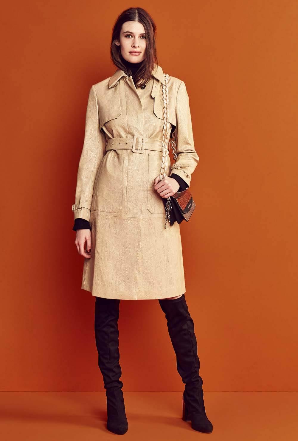 Tapados invierno 2020 moda mujer.