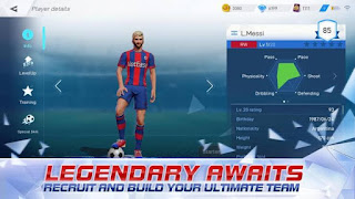 Champion Of The Fields v0.97.1  App MESSI