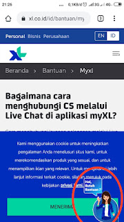 Cs live chat xl