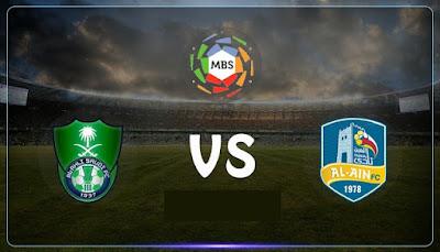 مباراة الأهلي السعودي والعين السعودي يلا شوت بلس مباشر 17-2-2021 والقنوات الناقلة في الدوري السعودي