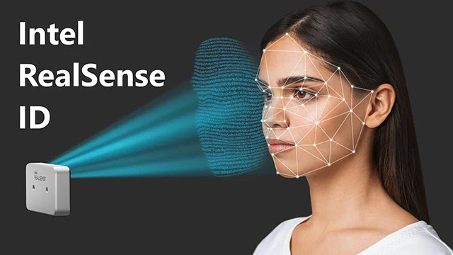 Intel lance la technologie de reconnaissance faciale RealSense ID