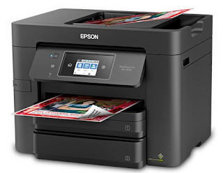 Epson WorkForce Pro WF-3730 Driver Download