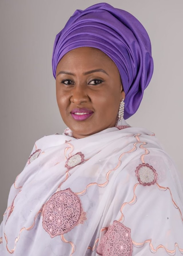 Aisha Buhari sends goodwill message to Nigerian women