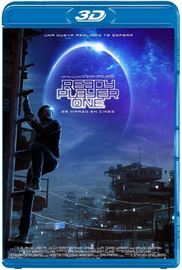 Ready Player One: Comienza el juego (2018) 3D SBS Latino