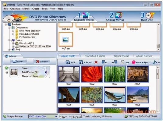 photo dvd slideshow pro 8.08