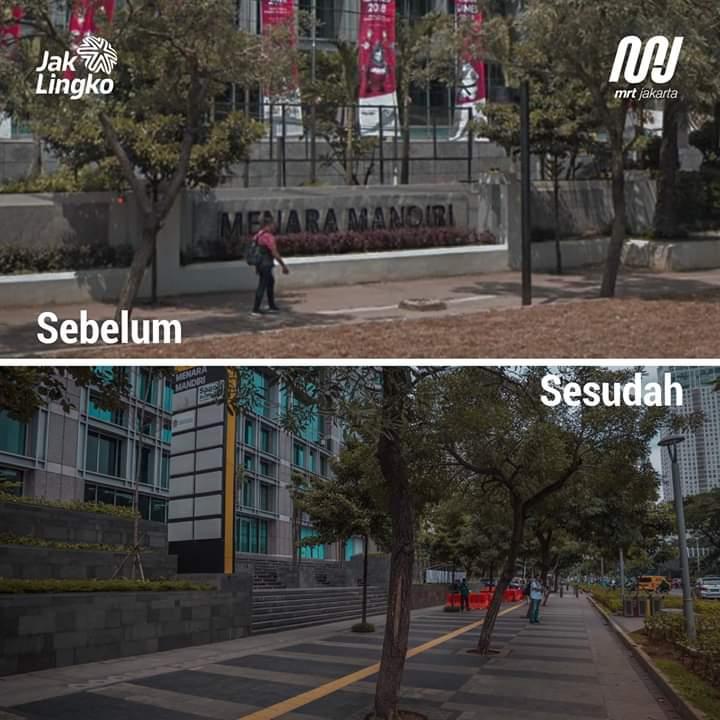 3 Foto Perbandingan Jakarta Dulu dan Sekarang Bikin Buzzer Gigit Jari