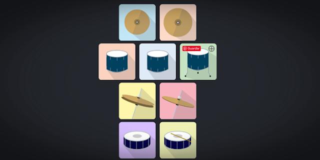 Te recopilamos 10 baterías online o virtuales para que disfrutes y aprendas con solo dar clic o teclear desde casa. ✅ Virtual Drums
