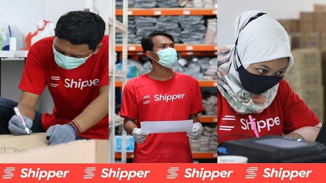 Lowongan Kerja Staff Gudang PT Shippindo Teknologi Logistik (Shipper) Area Tangerang