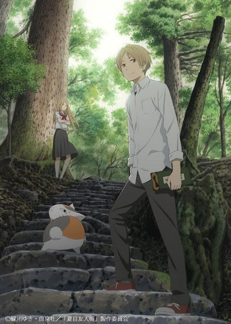 anime Natsume Yuujin Chou 5